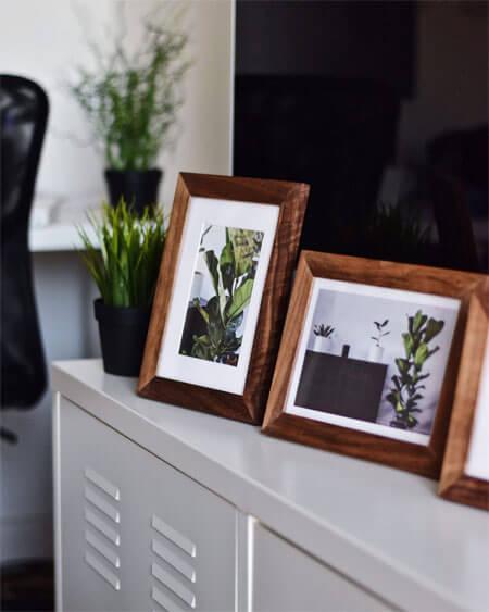 Wooden Magnetic Frames – A DIY Tutorial