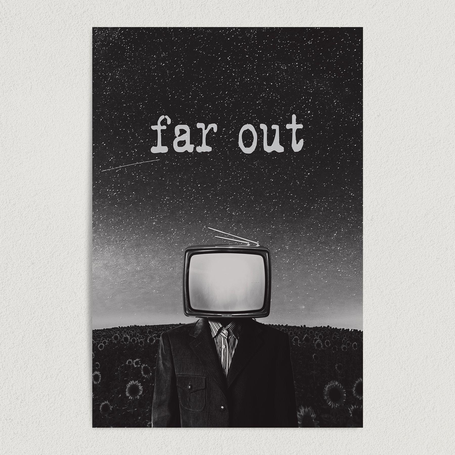 Far Out Space Art Print Poster 12″ x 18″ Wall Art SA2044